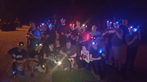 High Trek Laser Tag - Seattle's Outdoor Tactical Laser Tag